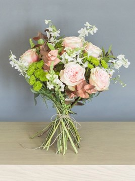 Bouquets: Copper Christmas Bouquet