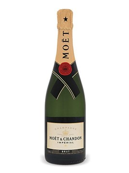 Wine: Moet & Chandon Brut Imp Nv