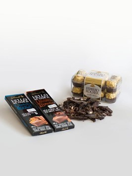 EY: Biltong & Chocs Treat