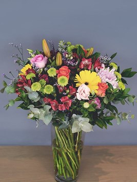 Arrangements: Mixed Seasonal Vase