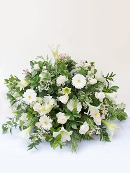 Funeral : Flat Back Church Arrangement Option 3 - AV